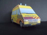 GHOR Zuid Holland Zuid ambulance
